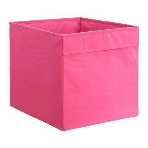 Generisch IKEA Dröna Aufbewahrungsbox für Kallax Regale Box Fach Kiste 33x38x33 cm (Pink)