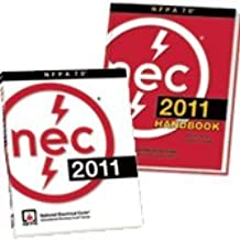 NFPA 70: National Electrical Code (NEC) Softbound and Handbook Set, 2011 Edition