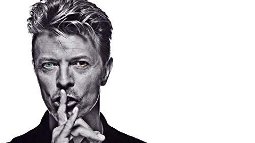 6-HOBEB9 David Bowie 107cm x 60cm,43inch x 24inch Silk Print Poster