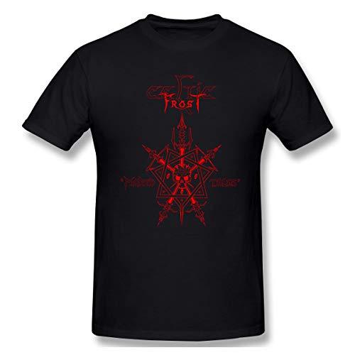 HorseTe Men's Celtic Frost Morbid Tales Cool T Shirt Black L