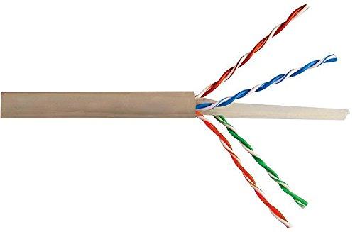 Pro Power - Cable UTP (cat 6A, 305 m, 4 pares Cat6a, 305 m)