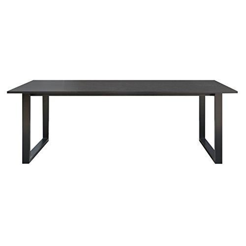 Furniture 247 - Omega Esstisch - Schwarze Eiche