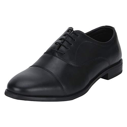 Ozark by Red Tape Men's Black Formal Shoes-8 UK/India (42 EU) (OZC0101B)