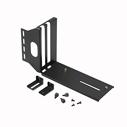 Support de montage vertical pour carte graphique VGA PCI-E 3.0x 16 - Pour boîtier ATX PC