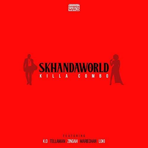 SKHANDAWORLD feat. K.O, Tellaman, Zingah, Mariechan & Loki