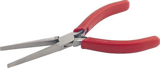 Alicate para abrazaderas de seguridad boca acodada a 90/°, cromado, disponible en diferentes modelos Sam outillage