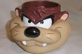 Looney Tunes Plastic TAZ Tasmanian Devil Mug from Kentucky Fried Chicken