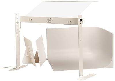 MyStudio MS20 Professional Tabletop Photo Studio Lightbox Kit with 5000K Lighting for Product Photography