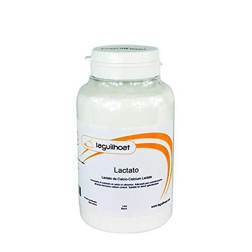 Lactato - 170g - Enriquecer Alimentos en Calcio - Esferificaciones - Cocina Molecular