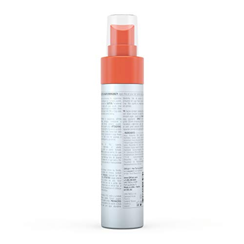 GK Hair Global Keratin Leave In Conditioner Spray | Dry Damaged Natural Hair Moisturizer Spray | Shine, Smooth, Hydrate and Detangle | Nourishes All Hair types (30ml/ fl. oz)