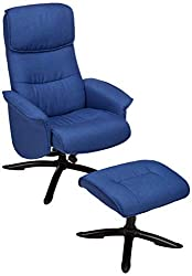 best top rated recliner ottoman set 2021 in usa