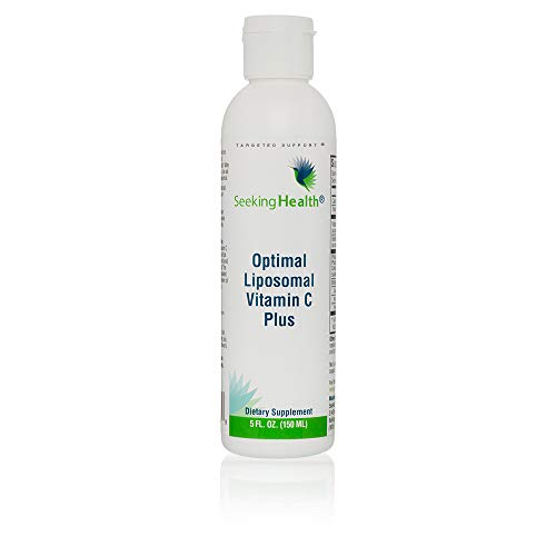 Optimal Liposomal Vitamin C Plus | High-Potency Dose of Antioxidant Vitamin C | 1,000 mg Per Serving | with Rose Hips Extract and Bioflavonoids | 5 oz | 30 Servings