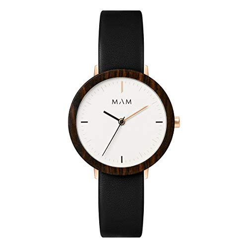 Reloj DE Madera MAM ORIGINALS FERRA 632 para Mujer