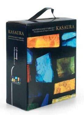 Bag in Box Kasaura  Montepulciano d  Abruzzo DOC 3 Litri - Zaccagnini