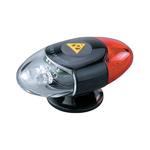 Topeak HeadLux Helmet Light - Black/Red/Wh
