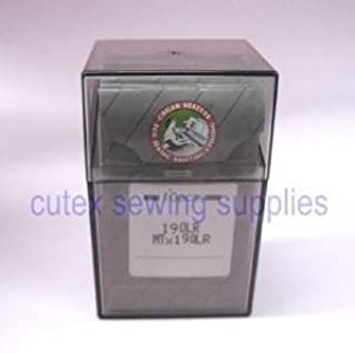 100 Organ 190LR MTX190LR Leather Sewing Needles for Pfaff Industrial Machines (Size 23 (metric 160))