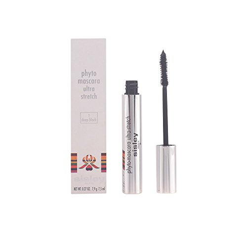 Sisley Phyto-Mascara Ultra-Stretch deep black unisex, Mascara 7,5 ml, 1er Pack (1 x 0.031 kg)