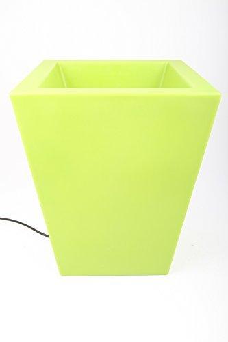 point-garden Planter illuminato - lampada design - altezza 45 cm