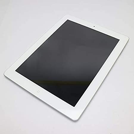 iPad (Retinaディスプレイモデル 第3世代) 32GB Wi-Fiモデル ホワイト MD329J/A