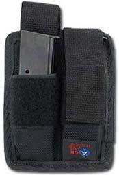 Ace Case Beretta U22 NEOS Double-Magazine Pouch - Made in U.S.A.