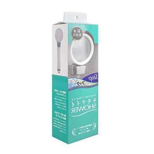Ristiege Wassersparende Hochdruck-Duschköpfe Filter-Handbrausekopf zum Baden und Spa