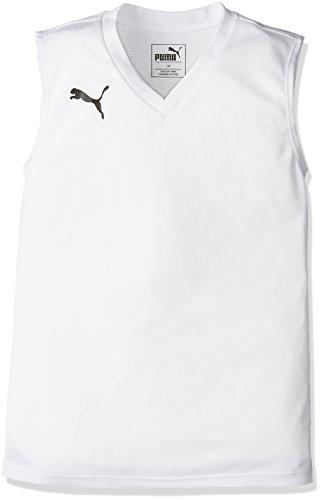 [プーマ] ジュニアSLインナーシャツ キッズ プーマホワイト(02) 日本 130 (-)