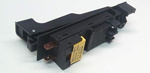 Interruptor con 2 pines / contactos para Bosch Flex GWS PWS GWS 18-230,19-230,20-230,21-230,23,24-230
