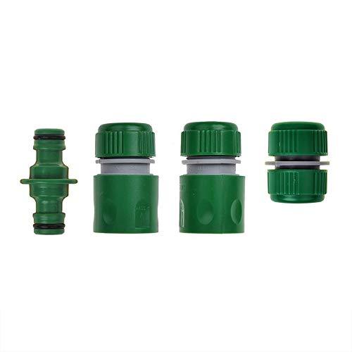 ProPlus Koppelingset voor tuinslang 4-delig groen