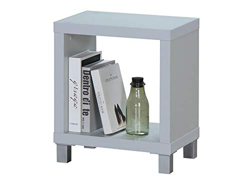 Kit Closet Estantería 'Kubox' 1 hueco gris