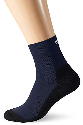 Hudson Herren Move Compression Socken, Blau (Marine 0355), 39/42