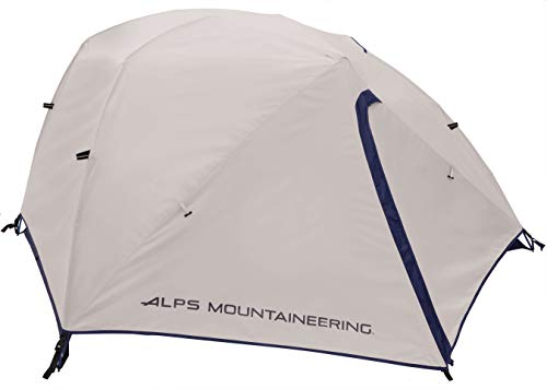 ALPS Mountaineering Aries 2-Person Tent, Gray/Navy