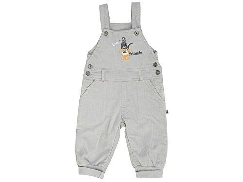 Jacky Baby Jungen Serie Best Friends Strampler Pullover Latzhose Bodies Sets Overall Schlafsäcke (62, Cord-Latzhose)