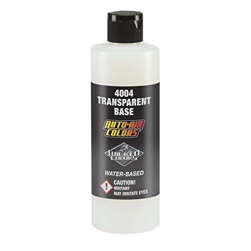 Auto Air 4000 Series Sealers, Additives, Cleaners transparent base 16 oz. by Auto Air Colors