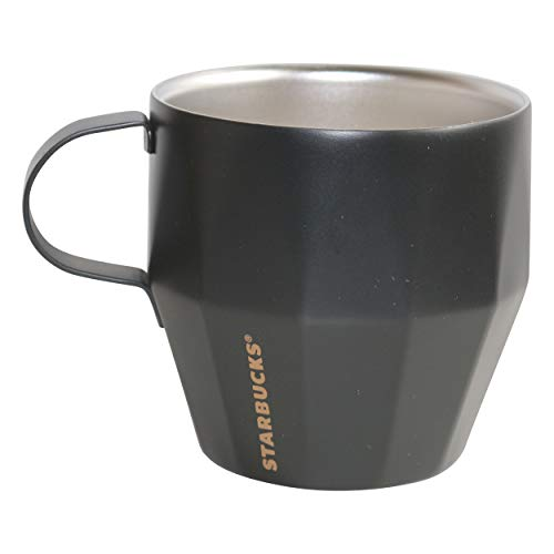 Starbucks Black Mule - Taza (acero inoxidable, 414 ml)