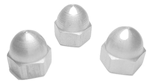 WARREN BOLT 6-32 Thread Size Acorn 18-8 Low Stainless Crown Sale Special Limited price sale Price Nut