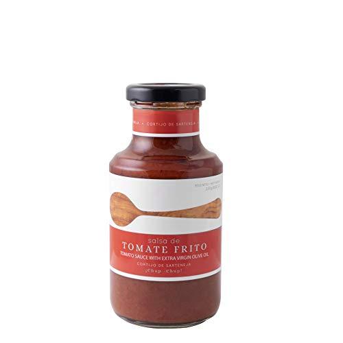 Salsa de TOMATE frito. Cortijo de Sarteneja (250)