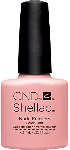 CND Shellac Vernis à ongles, Nude Knickers.