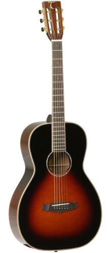 TANGLEWOOD 73VS PARLOUR SUNDANCE SERIES SUNBURST Akustikgitarren Folk-Gitarren