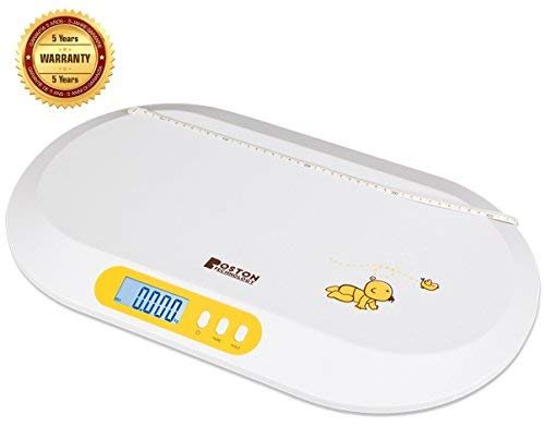 Báscula digital para bebés Boston Tech BA-104