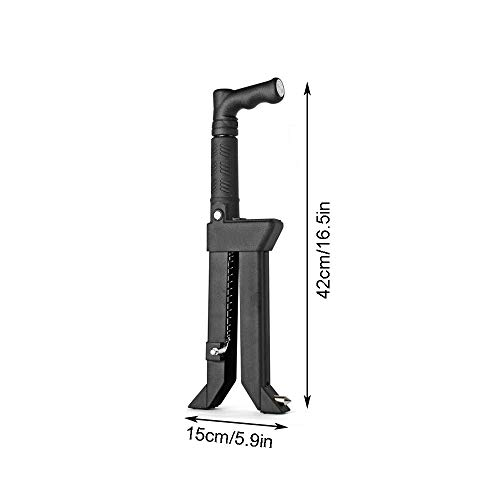 DEI QI Universal Auto Pedal Security Tool Anti-Thief Device Stainless Steel Clutch Lock Car Brake Lock