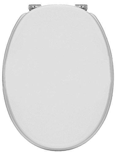 Sedile WC copri water per mod. VASO ELLISSE Ideal Standard