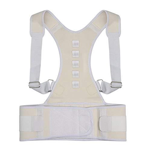 Hombres ajustable magnética postura de la espalda de los apoyos y de las mujeres, Lazy aparatos ortopédicos, clavícula de apoyo, cintura y hombros abrazadera de soporte, for los hombros redond