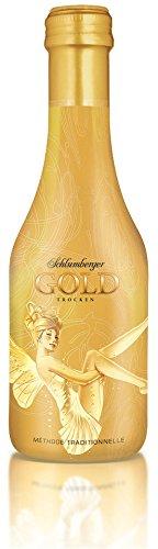 Schlumberger Gold Secco Piccolo 12 x 0,2l