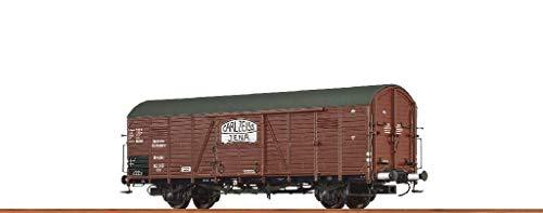 BRAWA Carl Zeiss Jena 48725 Carl Zeiss Jena - Coche de mercancías con carril H0