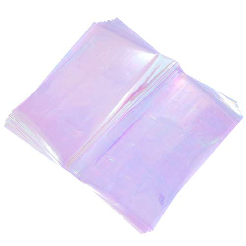 magazines 100 Shrink Wrap Bags 8 x 12 cellophane plastic wrapper party bags paintings sketches artwork handicraft wedding favours. drawings ceramics antique postcards for wrapping books