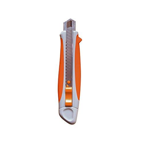 Tonic Studios Cutter Profesional 18 Mm. Tonic, Blanco y Naranja