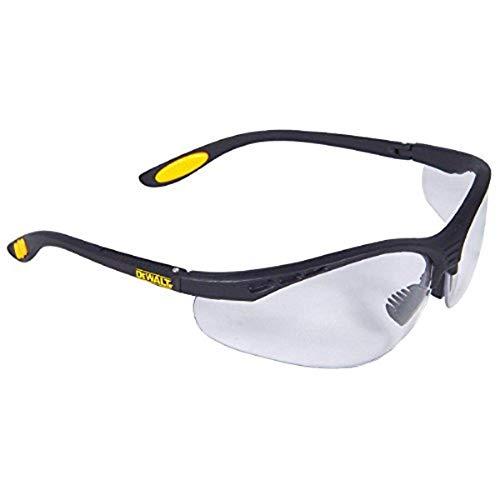 米国工具メーカーDEWALT セーフティーグラス 保護メガネ クリア