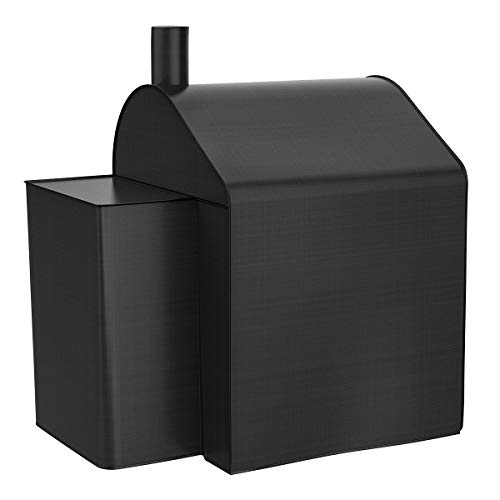 Stanbroil 8080 Dual Fuel Grill Cover for Char-Griller Duo/Double Play 5050/5650 Gas and Charcoal Grill