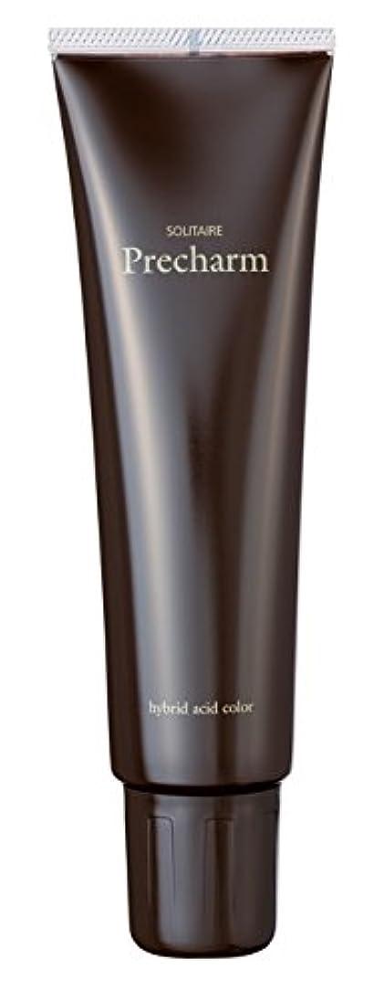 焦がす状態犯人ソリティア プリチャーム ヘアカラー R(レッド) 150g