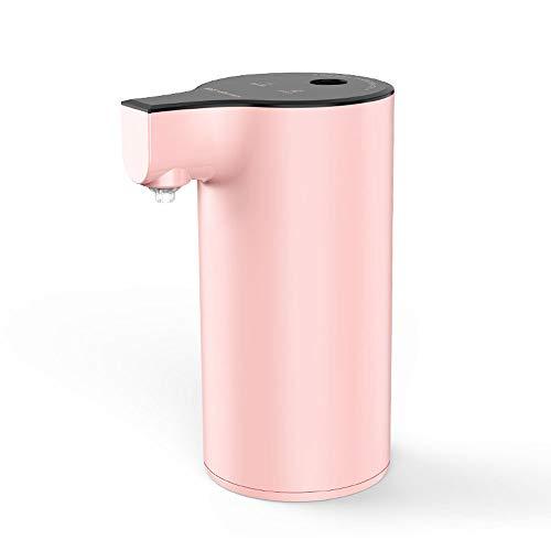 Bewinch Mini dispensador de Agua instantáneo, máquina de Agua Caliente de Bolsillo, portátil con ebullición rápida, termostato Ajustable, dispensador de Agua portátil para el hogar,Rosado